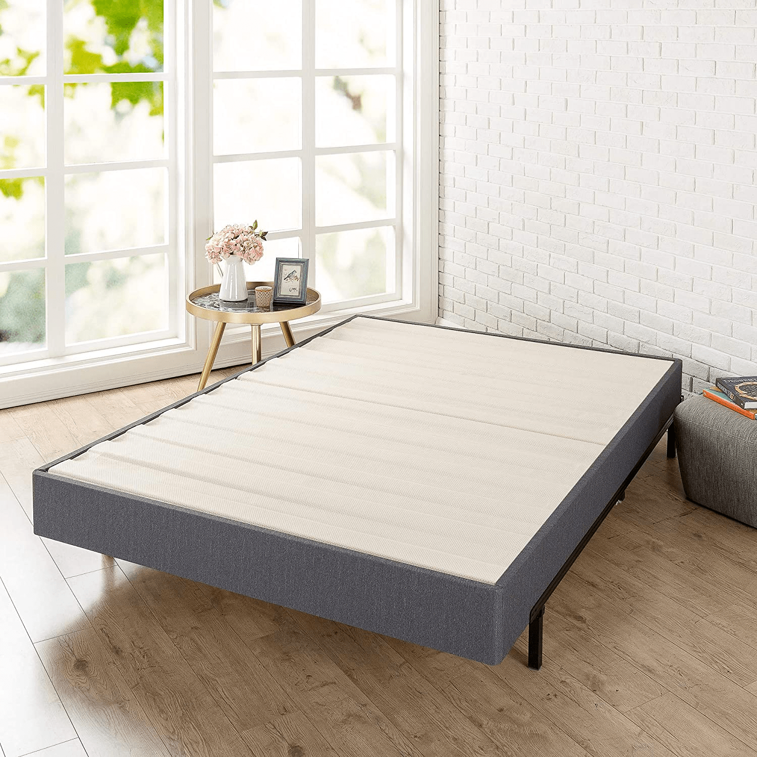 Flipping Zinus Mattress