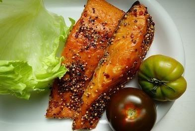 Fatty Fish: Salmon